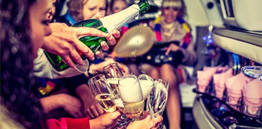 Bachelor Bachelorette Party - Legacy Limousine