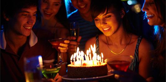 Birthday Limo - Legacy Limousine