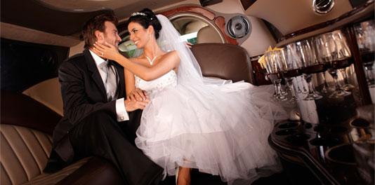 Wedding Limo - Legacy Limousine