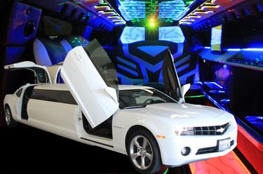 Camaro Limo - Legacy Limousine