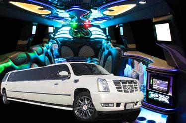 Cadillac Escalade Stretch Limousine - Legacy Limousine