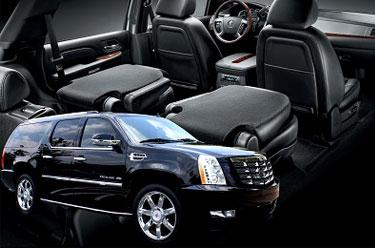 Cadillac Escalade Sedan - Legacy Limousine