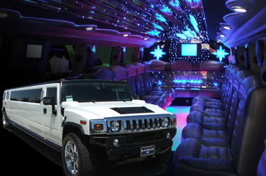 Hummer H2 Stretch Limousine - Legacy Limousine