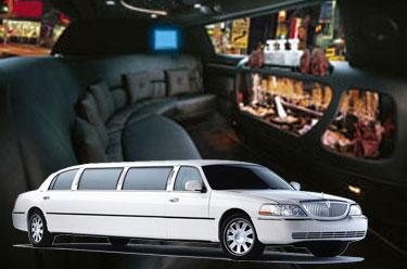 Lincoln Town Car Stretch Limousine - Legacy Limousine