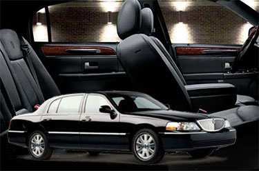 Lincoln Town Car Sedan - Legacy Limousine