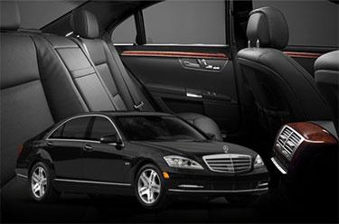 Mercedes S550 - Legacy Limousine