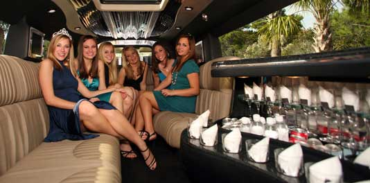 Quinceanera Limo Service